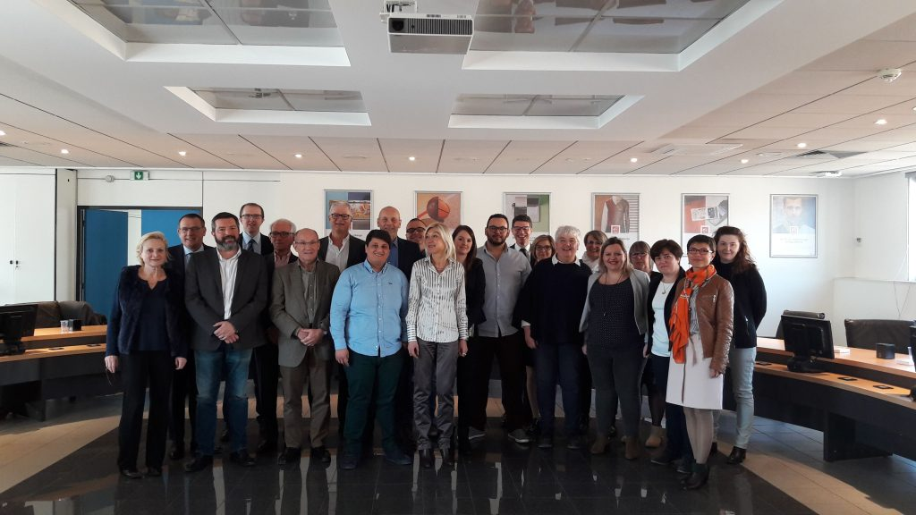 Photo Groupe Rencontre Celda Mars2019 Bd