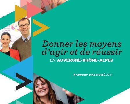 Vignette Rapport Activité 2017 France active Auvergne-Rhône-Alpes